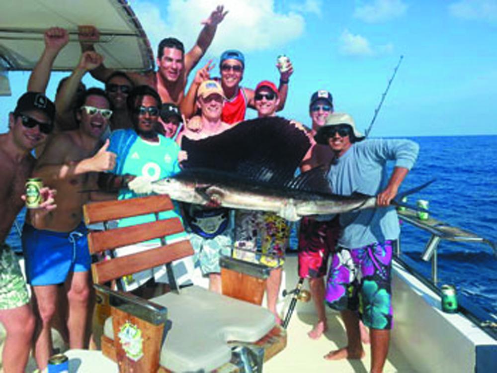 Best fishing trip in Thailand