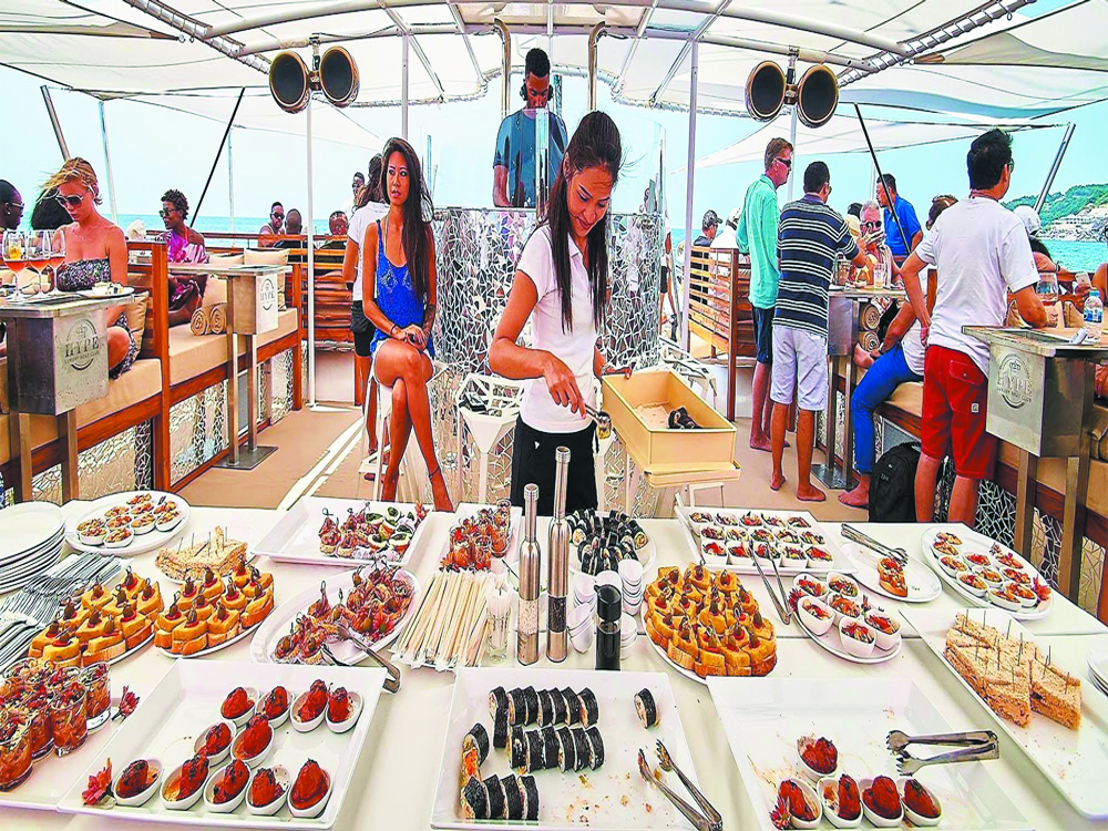 Best food catering service