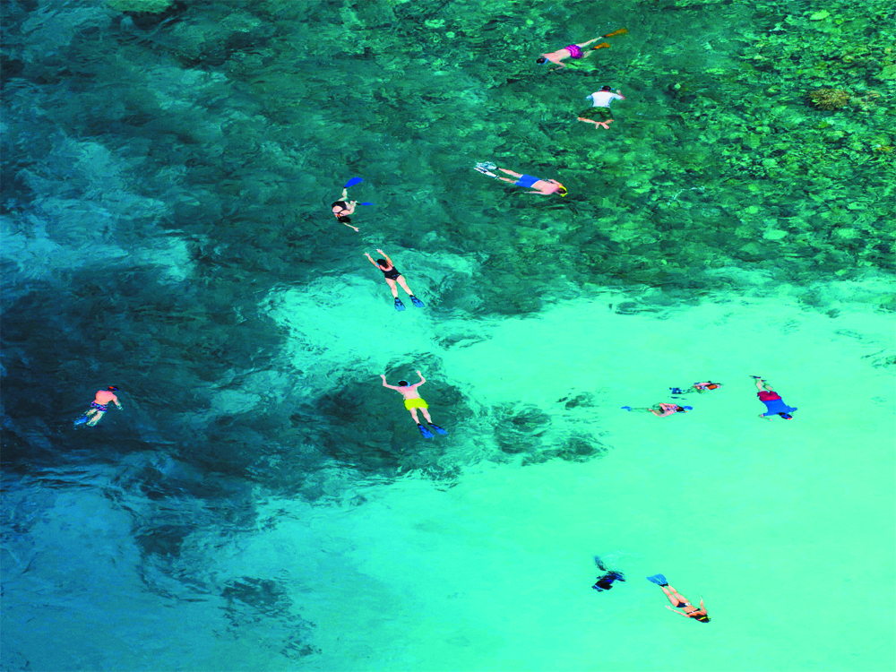 Snorkeling safely in Thailand
