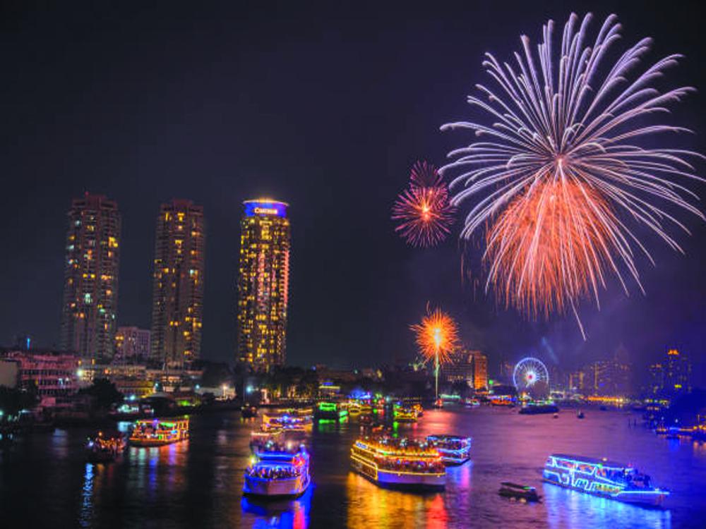 Best boat party in Bangkok