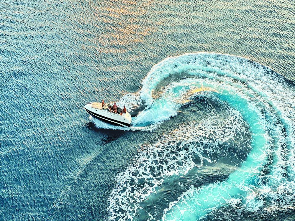 Speed boat rental Thailand