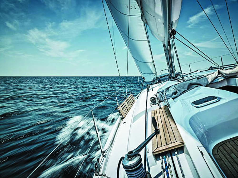 Sailing ship Thailand