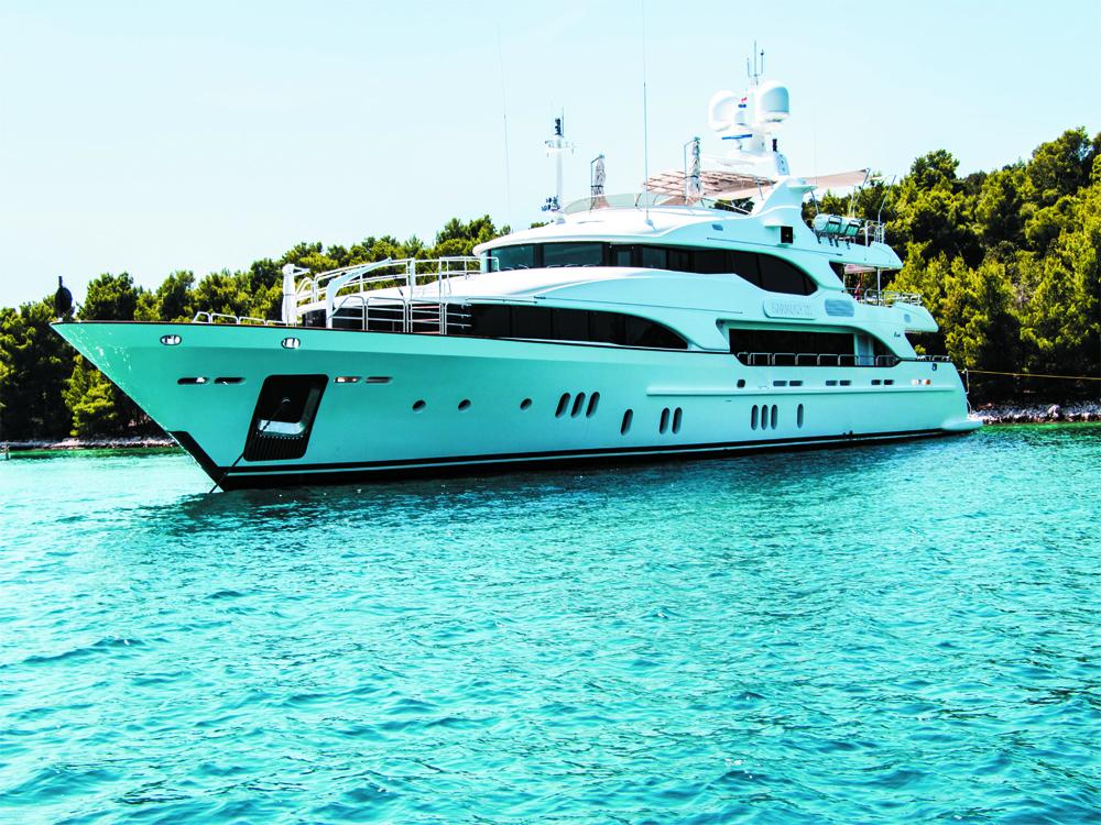Super Yacht party Thailand