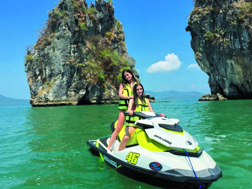 jetski for your boat party