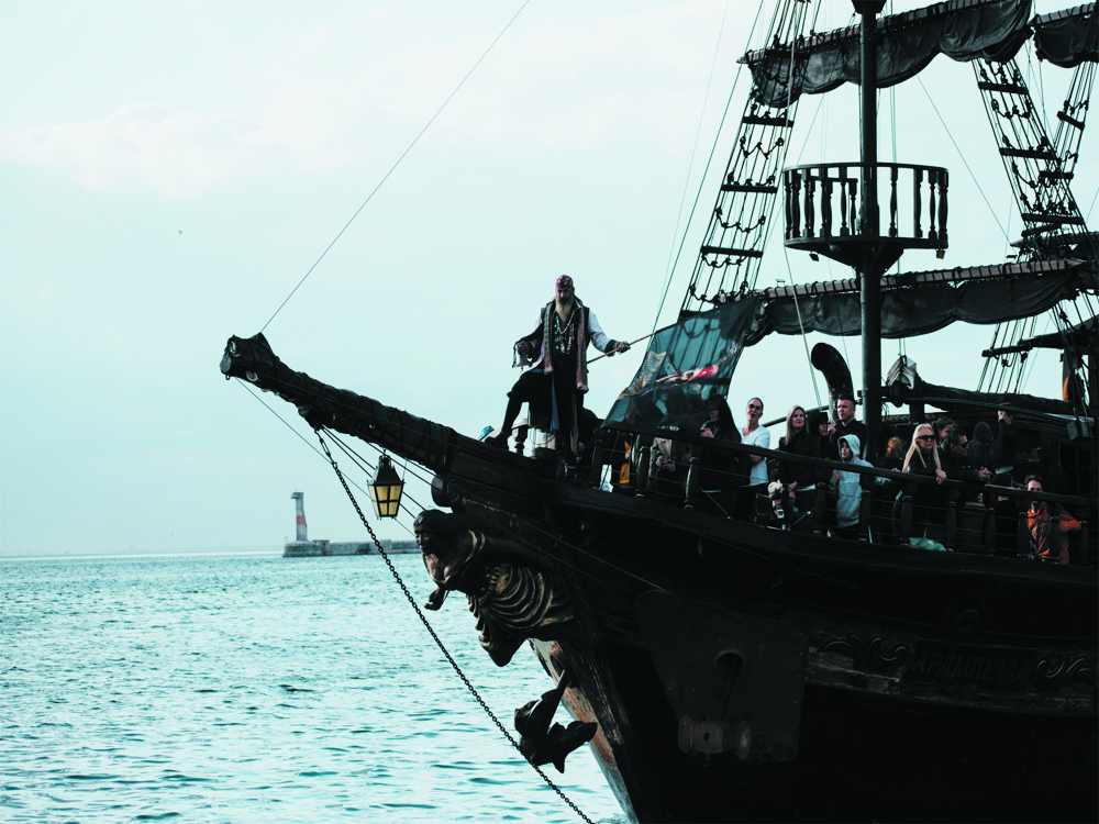 Best pirate ship for you birthday party