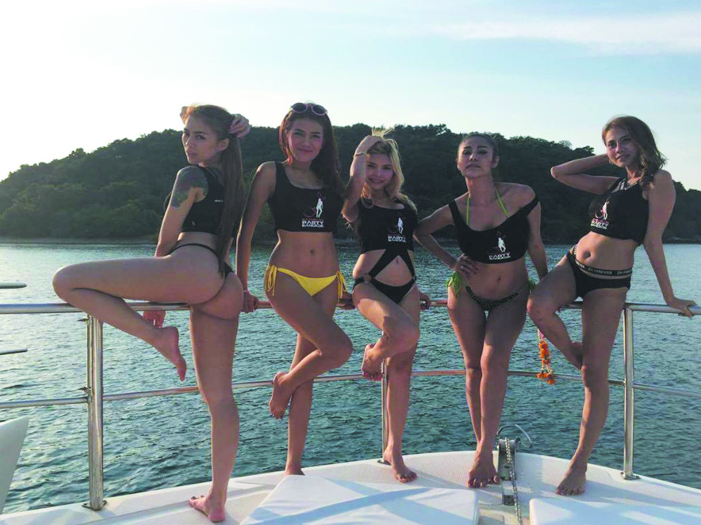 Party with our bikini babes
