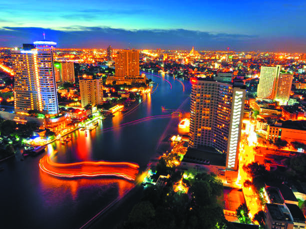 Bangkok best city