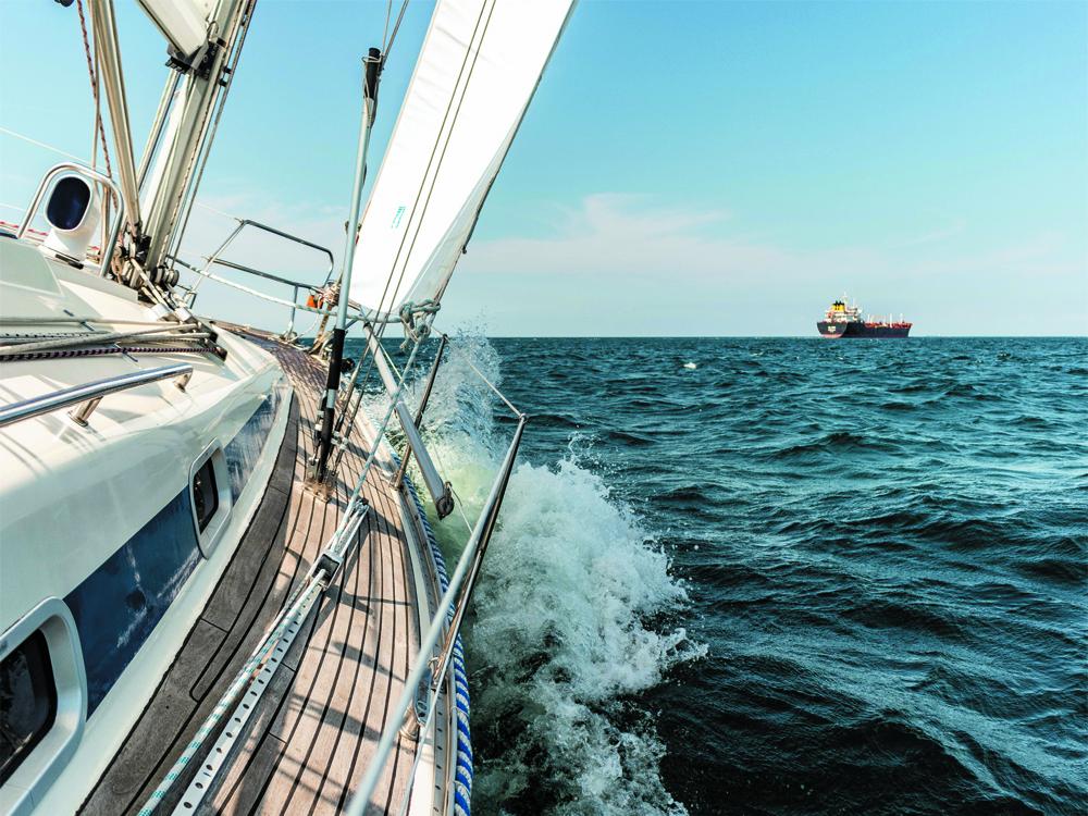 Beast sailing ship