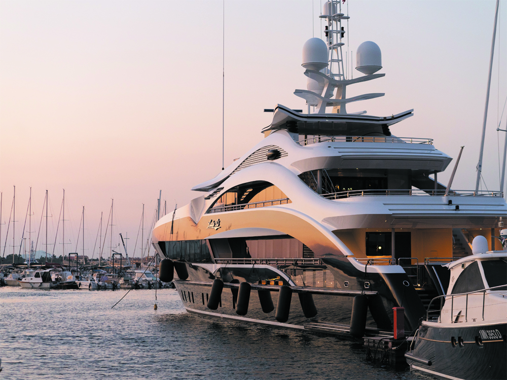 Krabi boat rental